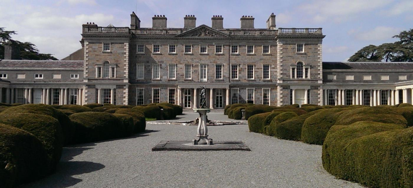 Carton House, Carton House,Maynooth Co.Kildare  Rep of Ireland