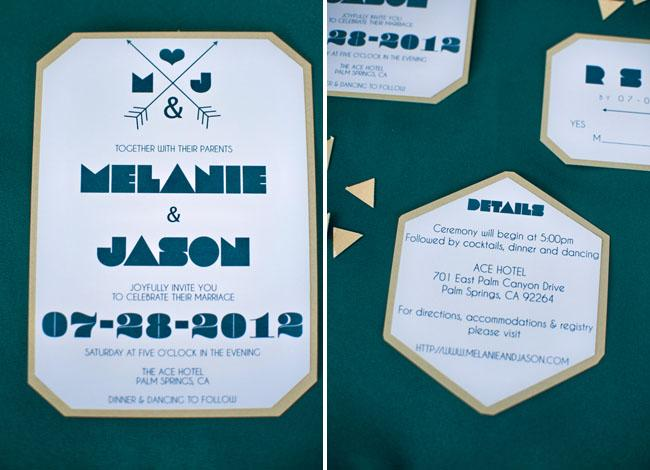 Paper pieces, stationary, invitations, invites, save the date, gold, teal