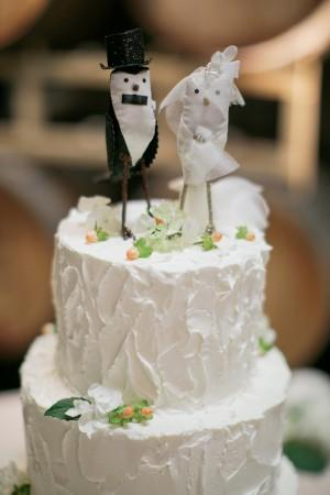 Cakes, wedding cake, cake topper