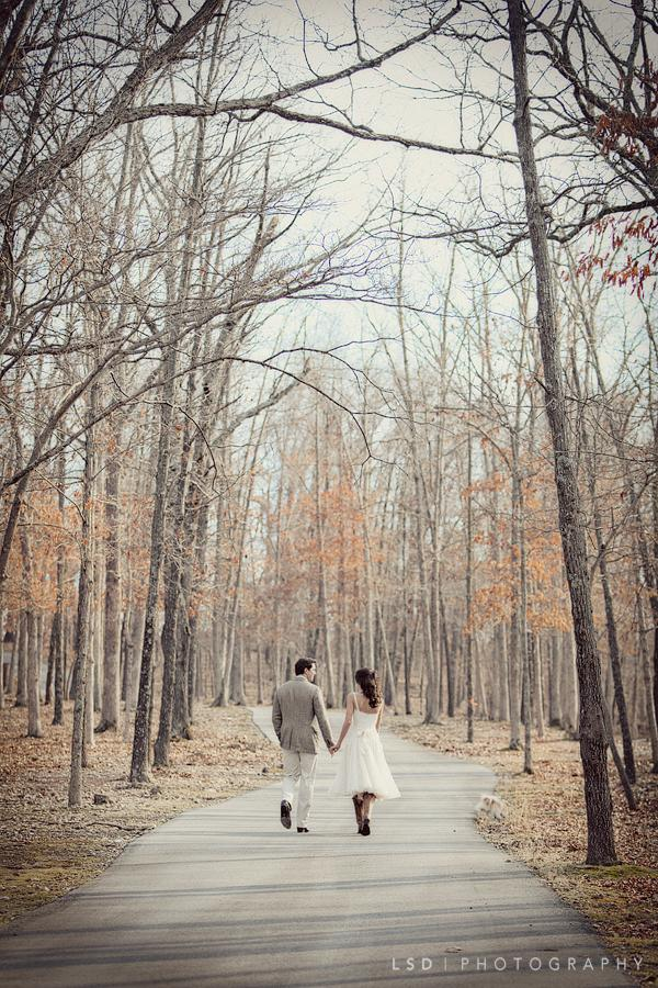 Autumn Wedding Ideas, You don't need the sun for beautiful wedding photos.