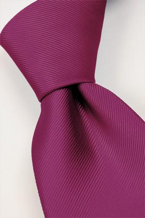 Attire, Tie (light aubergine). Connexion ties are hand finished to the highest quality and are 100%