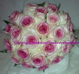 Flowers, _Pink Lady_ bouquet. Wedding packages available.
