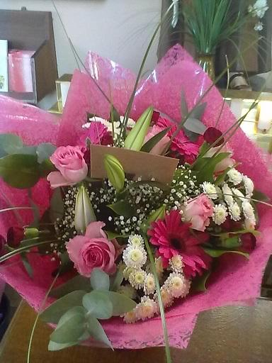 Flowers, Thank-you bouquet. Wedding packages available.