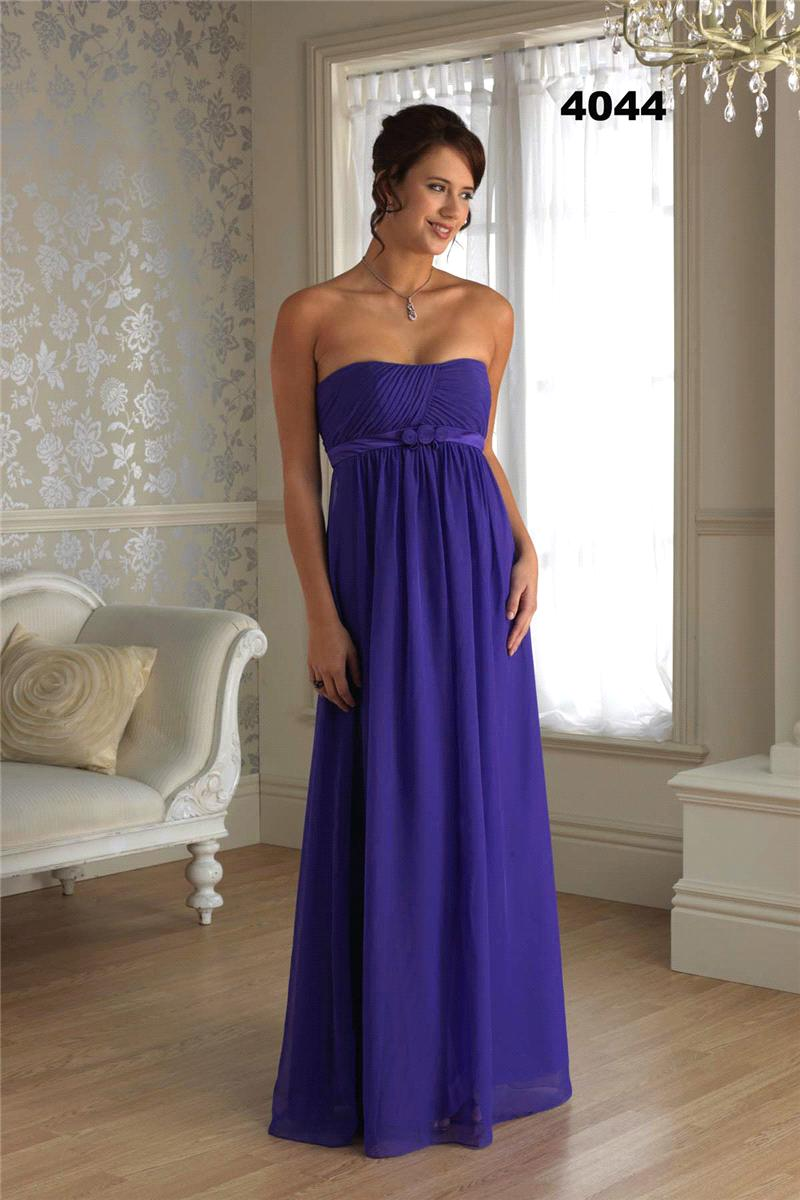 Attire, Bridesmaid dress (Ref. 4044).