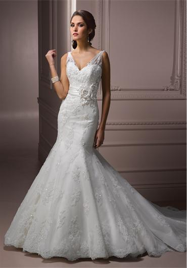 Bridal Dresses, Maggie Sottero Quinlynn wedding dress.