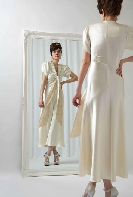 Bridal Dresses, Suzannah Astor wedding dress.