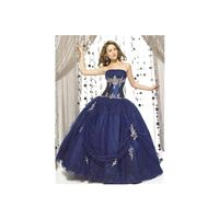 Allure Bridals Quinceanera Formal Dress Q225 - Brand Prom Dresses|Beaded Evening Dresses|Charming Pa