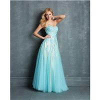 Night Moves 7103 Dress - Brand Prom Dresses|Beaded Evening Dresses|Charming Party Dresses