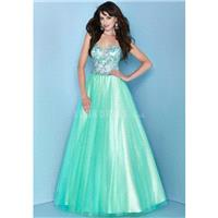 Fabulous Floor Length Tulle Sweetheart Princess Sleeveless Prom Dresses With Beading - Compelling We