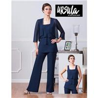Navy Ursula 11410 Ursula of Switzerland - Top Design Dress Online Shop
