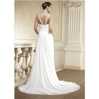 Modeca-2014-Paulina-back - Stunning Cheap Wedding Dresses|Dresses On sale|Various Bridal Dresses