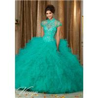 Fuchsia Vizcaya by Mori Lee 89103 - Brand Wedding Store Online