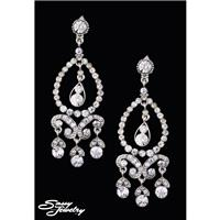 Sassy South Jewelry IF1487E1S Sassy South Jewelry - Earings - Rich Your Wedding Day