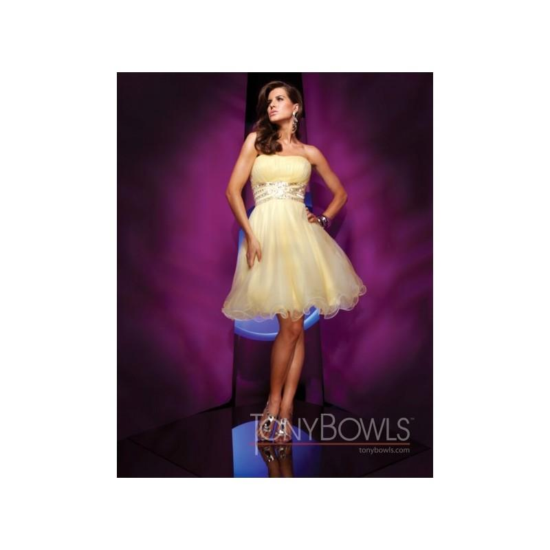 My Stuff, Tony Bowls TS11189 - Brand Prom Dresses|Beaded Evening Dresses|Charming Party Dresses