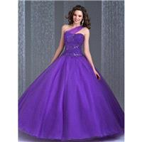 Allure Q484 Sweet Quinceanera Dress - Brand Prom Dresses|Beaded Evening Dresses|Charming Party Dress