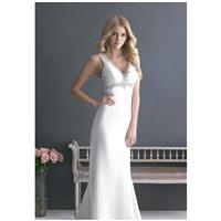 Allure Romance 2662 - Charming Custom-made Dresses|Princess Wedding Dresses|Discount Wedding Dresses