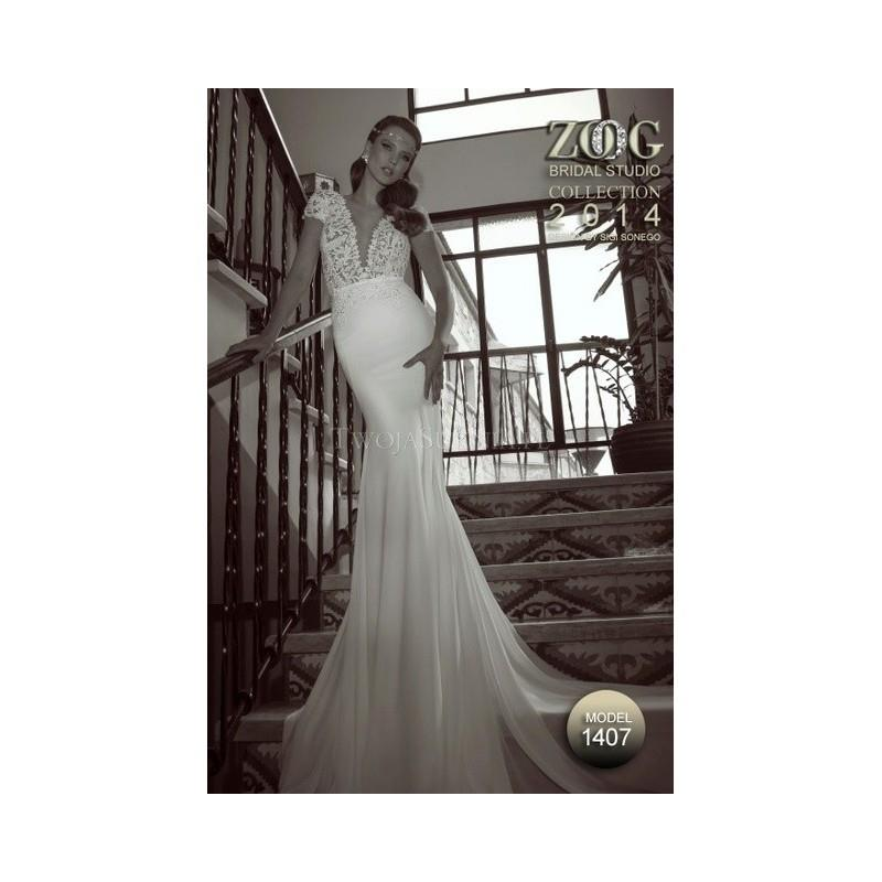 My Stuff, ZOOG - 2014 - 1407 - Glamorous Wedding Dresses|Dresses in 2017|Affordable Bridal Dresses