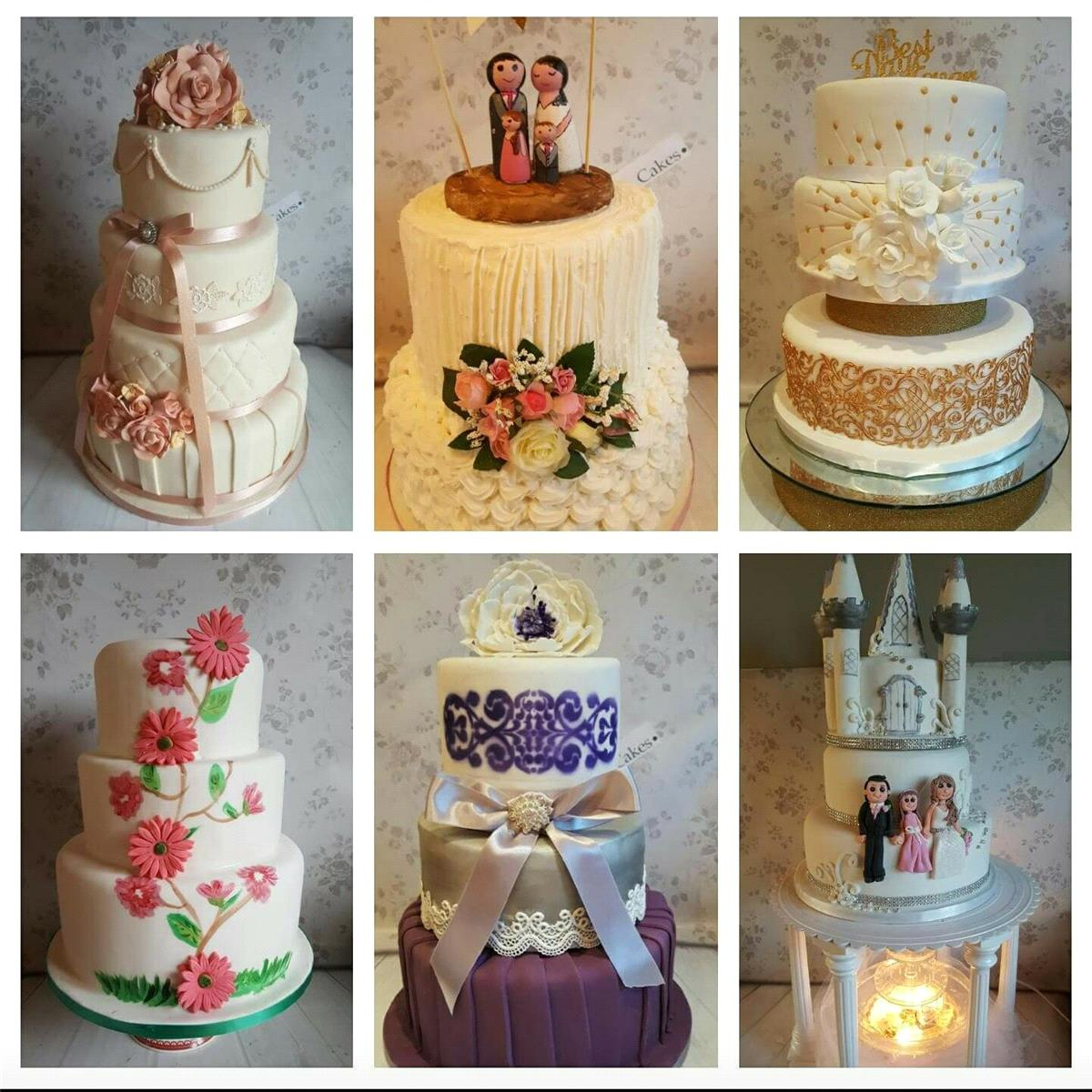 Lisa's Celebration Cakes, https://www.facebook.com/lisacelebration.cakes