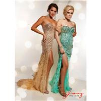 Handmade Sweetheart Bodice Strapless Sweet Beaded Sequined Prom/evening/maxi Dresses Jasz Couture 48