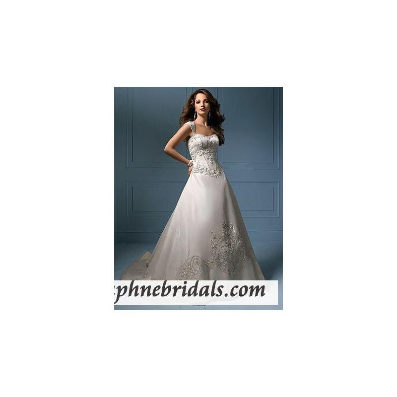 My Stuff, Alfred Angelo Sapphire Style 803 Wedding dresses - Compelling Wedding Dresses|Charming Bri