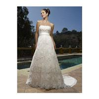 Casablanca Bridal 1900 Lace A Line Wedding Dress - Crazy Sale Bridal Dresses|Special Wedding Dresses
