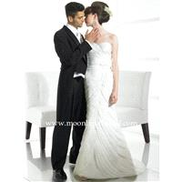 Moonlight - Style T6129 - Junoesque Wedding Dresses|Beaded Prom Dresses|Elegant Evening Dresses