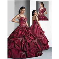 Ball Gown Straps Applique Floor-length Taffeta Prom Dresses In Canada Prom Dress Prices - dressosity
