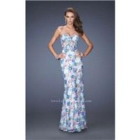 Multi Gigi 19969 - Lace Dress - Customize Your Prom Dress