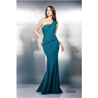 Teal Sugarplum Jovani Evenings 27358 Jovani Evening - Top Design Dress Online Shop