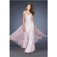 La Femme 19821 Dress - Brand Prom Dresses|Beaded Evening Dresses|Charming Party Dresses