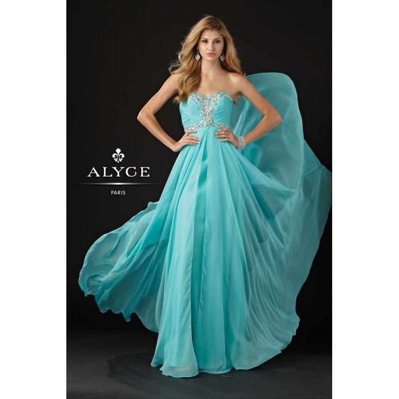My Stuff, Alyce Paris Black Label Alyce Prom 6925 - Fantastic Bridesmaid Dresses|New Styles For You|