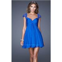 Sweetheart Mini Dress by La Femme 20682 - Bonny Evening Dresses Online