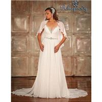 Rhapsody Couture Style R7501 -  Designer Wedding Dresses|Compelling Evening Dresses|Colorful Prom Dr