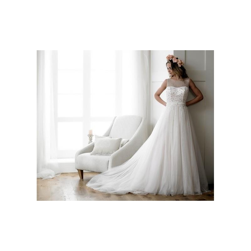 My Stuff, Rosa Couture Blush Flossie - Stunning Cheap Wedding Dresses|Dresses On sale|Various Bridal