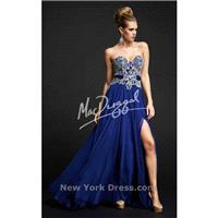 Mac Duggal 10031Y - Charming Wedding Party Dresses|Unique Celebrity Dresses|Gowns for Bridesmaids fo