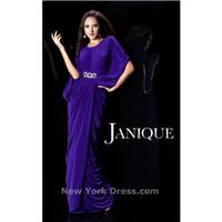Janique 1334 - Charming Wedding Party Dresses|Unique Celebrity Dresses|Gowns for Bridesmaids for 201