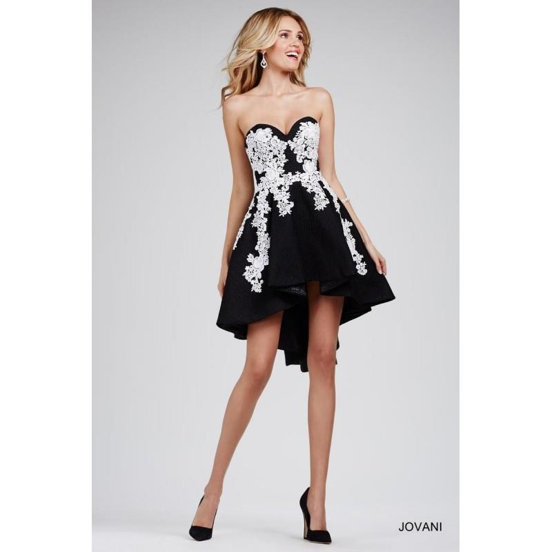 My Stuff, Jovani Short and Cocktail 24917 - Brand Wedding Store Online