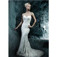 YSA MAKINO Couture Bridal Style 124 - Wedding Dresses 2018,Cheap Bridal Gowns,Prom Dresses On Sale