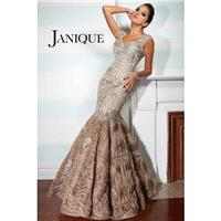 Janique Bridal Destination Style JQ3305 -  Designer Wedding Dresses|Compelling Evening Dresses|Color