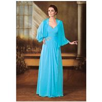 Beautiful Mothers by Mary's M2186 Mother Of The Bride Dress - The Knot - Formal Bridesmaid Dresses 2