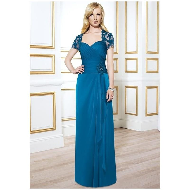 My Stuff, Val Stefani Celebrations MB7412 Mother Of The Bride Dress - The Knot - Formal Bridesmaid D