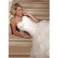 romantica-philcollins-2012-PC1374 - Stunning Cheap Wedding Dresses|Dresses On sale|Various Bridal Dr