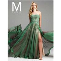Mac Duggal Couture Dresses Style 78954D -  Designer Wedding Dresses|Compelling Evening Dresses|Color