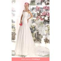 Alyce - 7970 Claudine for Alyce Bridal - Spring 2014 Floor Length Straight A-line Sleeveless Long -