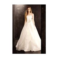 White by Vera Wang - Stunning Cheap Wedding Dresses|Prom Dresses On sale|Various Bridal Dresses