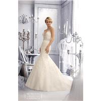 Mori Lee by Madeline Gardner Mori Lee Bridal 2689 - Fantastic Bridesmaid Dresses|New Styles For You|