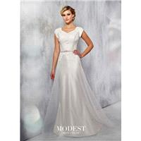 Modest Bridal by Mon Cheri TR21713 - 2018 New Wedding Dresses