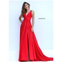 Sherri Hill Prom Dresses Style 50296 -  Designer Wedding Dresses|Compelling Evening Dresses|Colorful