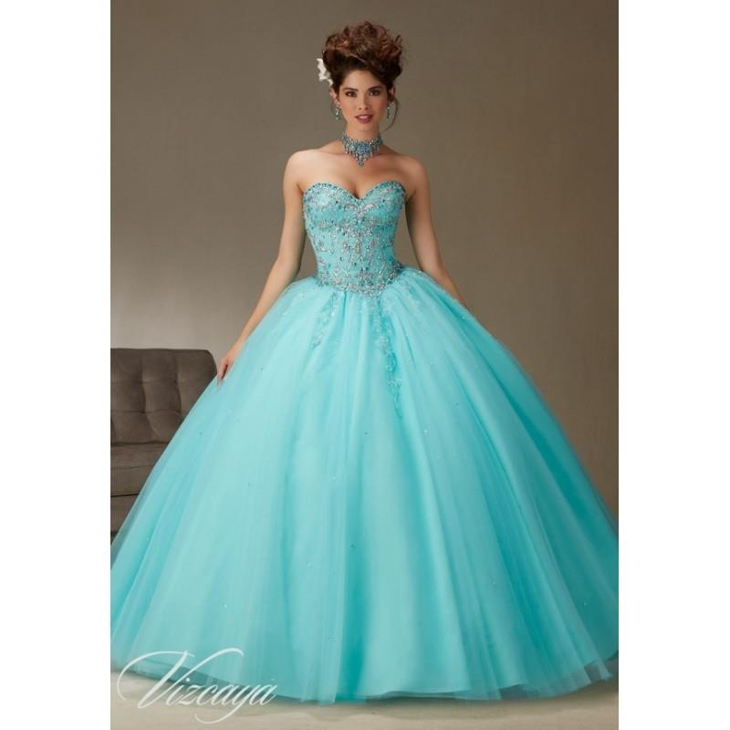 My Stuff, Vizcaya Quinceanera Dress 89062 - Wedding Dresses 2018,Cheap Bridal Gowns,Prom Dresses On