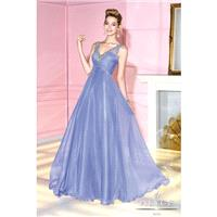 Periwinkle Alyce Prom 6284 Alyce Paris Prom - Rich Your Wedding Day